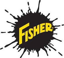 fisher plow logo