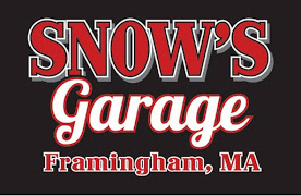 Framingham, MA Car Service Center Logo Image - Snow's Garage